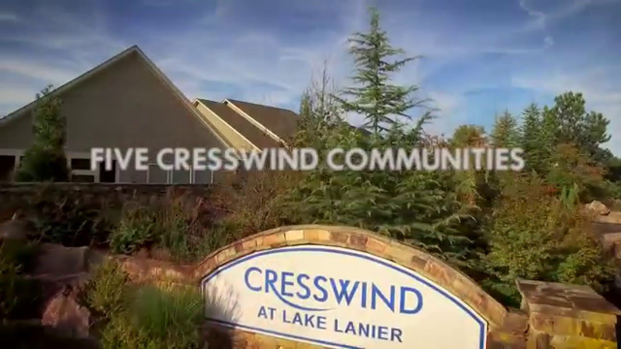 Cresswind Active Adult Communities by Kolter Homes - YouTube