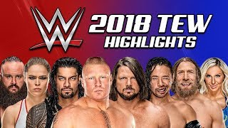 Mid Year Awards! Wrestler of the Year So Far? | WWE 2018 (Total Extreme Wrestling)