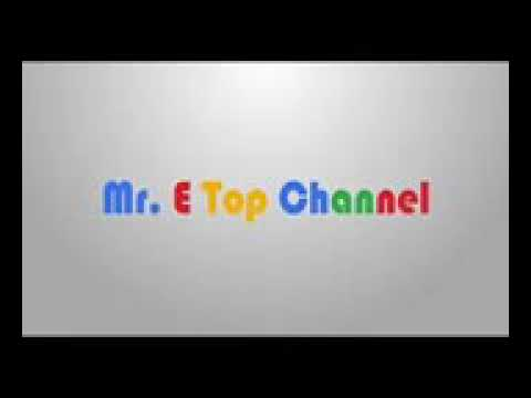 Mr e top channel