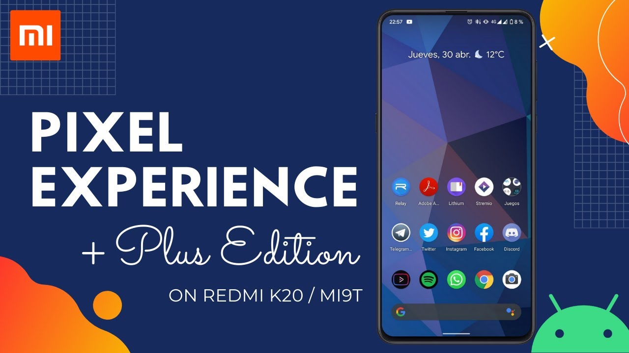 Pixel Experience PLUS EDITION for Redmi K20/Mi9T | Stable + Smooth 🔥 | How To Install | Latest 2020