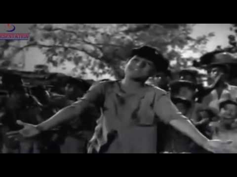 Nanhe Munne Bachche Teri Muththi Mein Kya Hai - Manna & Asha - BOOT POLISH - Raj Kapoor, David