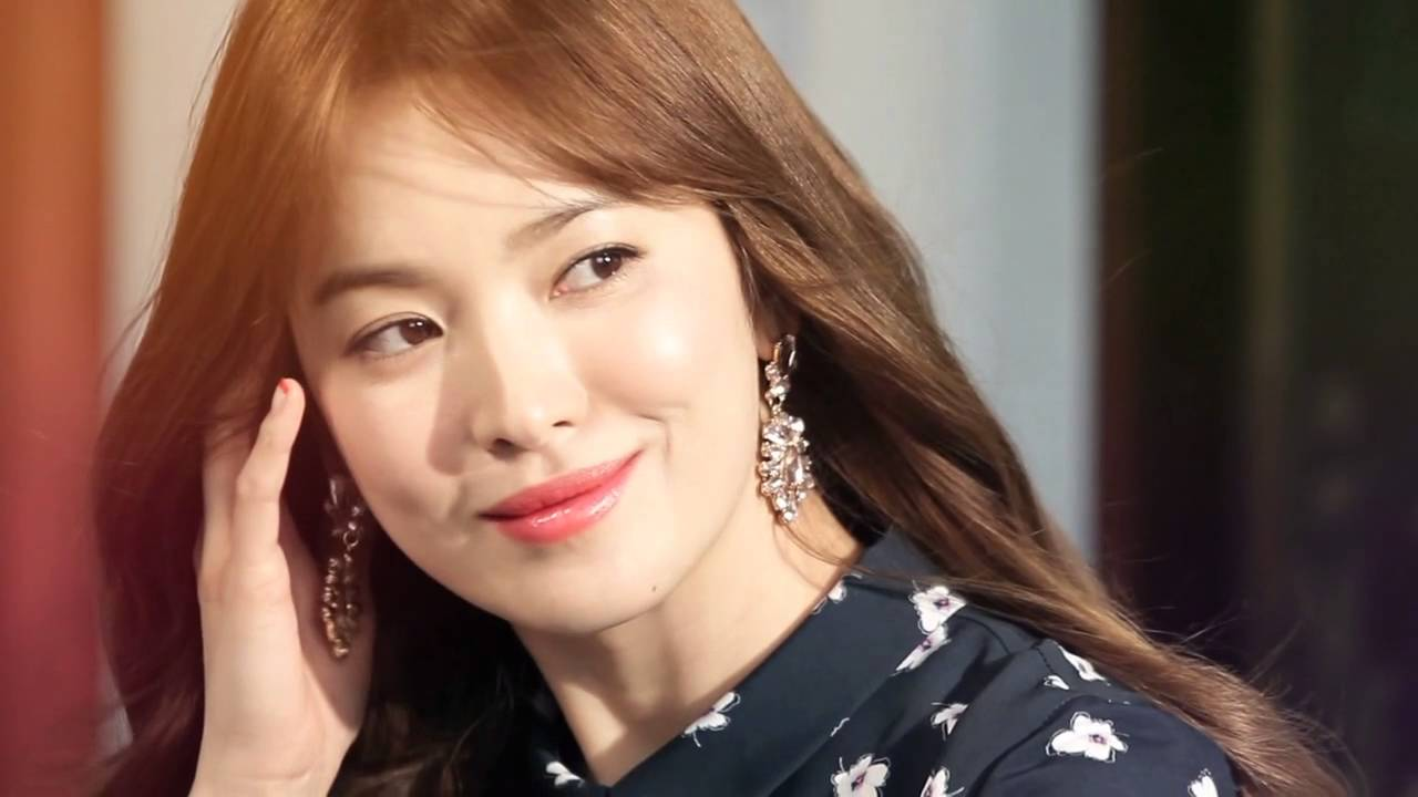Song Hye Kyo 2015 Roem China Fall Collection 송혜교 로엠 차이나 ...