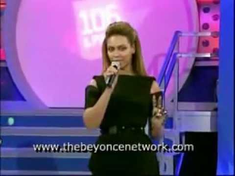 Beyonce  106 & Park interview 10.14.2008 part 1