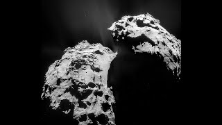 Hundreds Of Structures Found On Comet 67P! ~ 7/29/2021