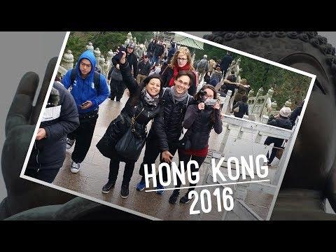 The Big Buddha HK    Bangkok, Koh Samui & Hong Kong 2016 trip 3/3