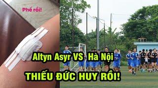 Hà Nội FC nhận tin dữ: Đức Huy phải tiểu phẫu, lỡ hẹn bán kết lượt về AFC CUP | Ted Trần TV
