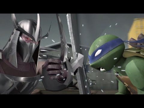 Turtles VS Shredder - Teenage Mutant Ninja Turtles Legends