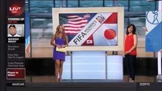 The Leg Show: ft. Sara Walsh (ESPN)