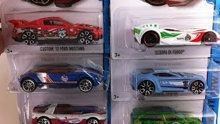Episode 199 Soccer Football World Cup Toy Cars from Hot Wheels