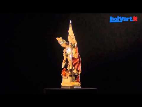 Statua San Floriano di Lorch - Holyart.it