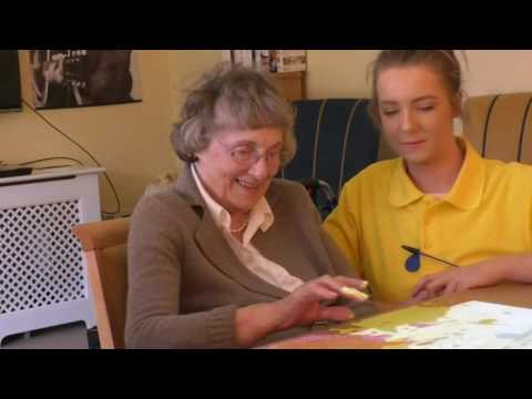 Margaret House Care Home Host Magic Morning Sessions For Dementia Patients