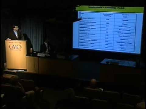 Cato Events - How Nations Prosper: Economic Freedom and Doing Business in 2007