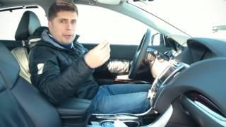 Acura TLX Тест драйв Anton Avtoman