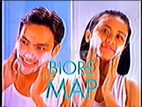 Iklan 'Biore Cool' (1994) - Gunawan Sudrajat & Yuyun Sukawati