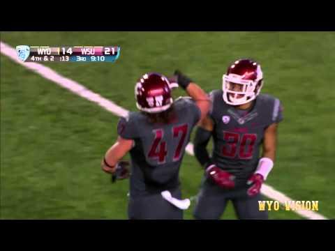 Highlights: Football at Washington State (9.19.15)