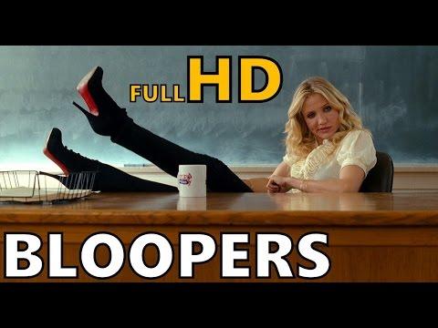 Bad Teacher  Bloopers  Gag Reel  HD