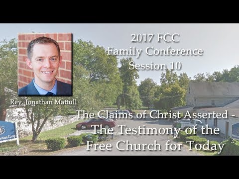 FCC 2017 Family Conference Session 10