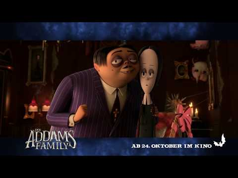 DIE ADDAMS FAMILY - BLOW UP Spot [HD]