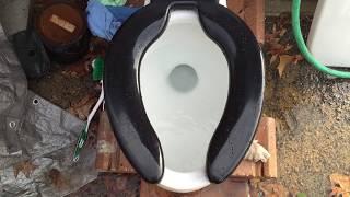 933. Kohler Bolton Toilet!