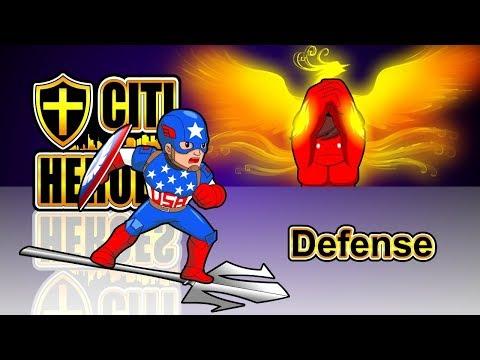 "Citi Heroes EP99 ""Defense"""