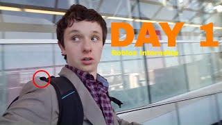 Roblox Internship VLOG Day 1 | Arriving in Silicon Valley