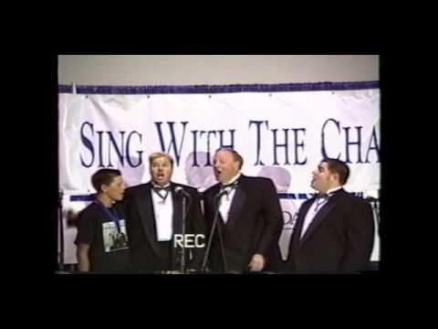 Jordan Litz - Singing with the Champs