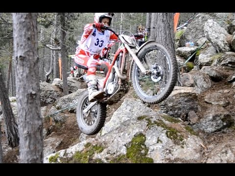 FIM Trial World Championship  GP Andorra 2016
