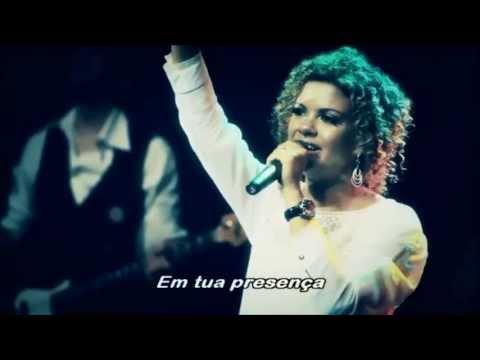 Nívea Soares -  Em Tua Presença DVD Glória e Honra  2012 Legendado