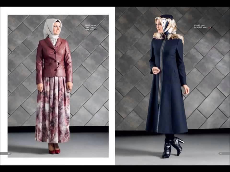 Armine 2015 Yeni Sezon Kış Kataloğu Kapalı Kıyafet Modelleri Youtube