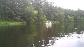 Merrimack River Canoe trip 7/13/2013