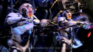 Pacific Rim Trailer #2 - CES Qualcomm