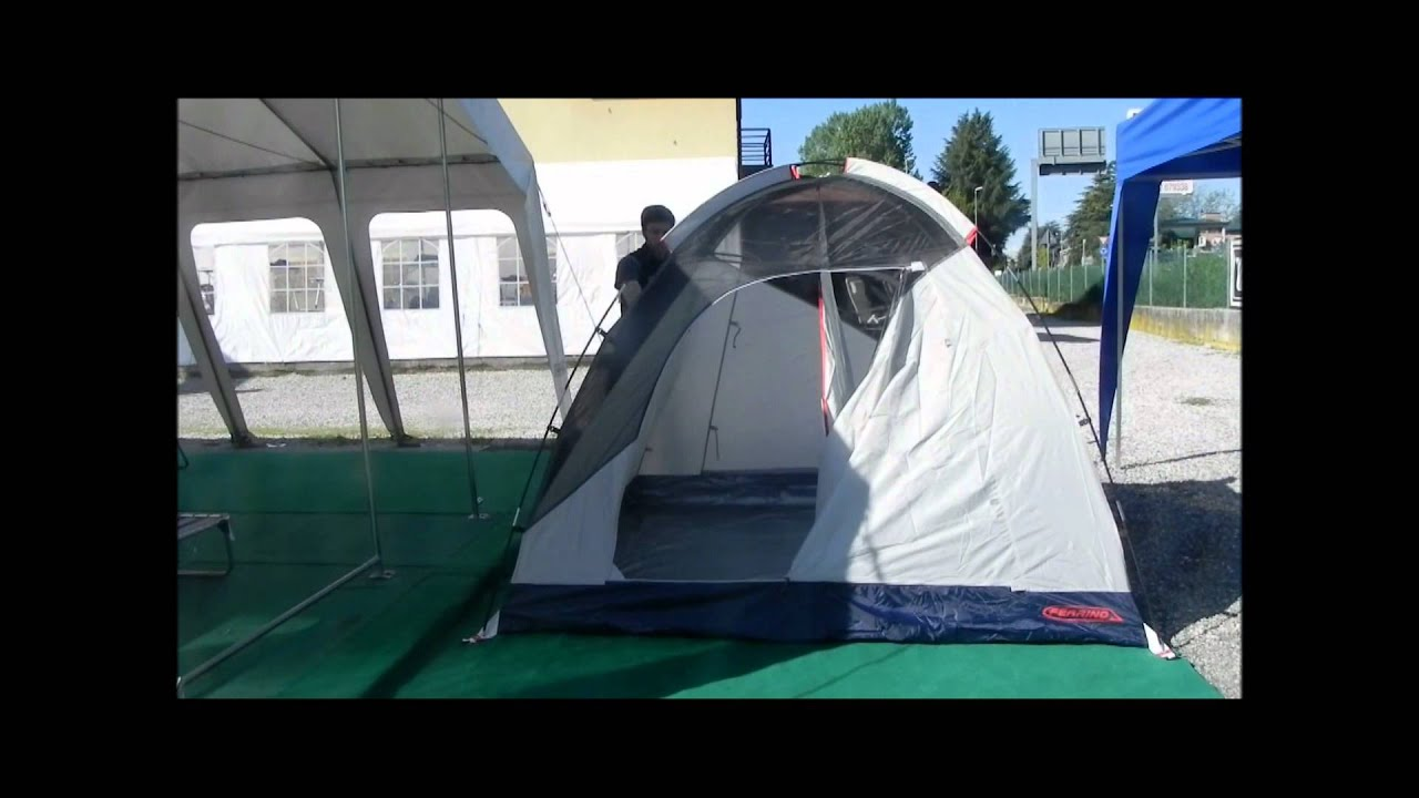 montaggio tenda igloo geo 4.wmv - youtube