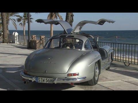 Mercedes 300 SL Gullwing review