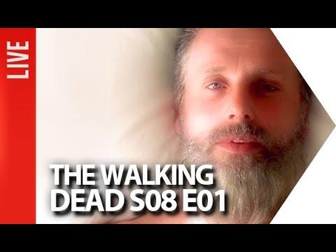 The Walking Dead Comentado - S08E01 | OmeleTV AO VIVO