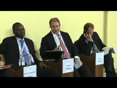 Investing in Subsoil Resources: Legal Aspects, 17 May 2012