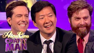Ed Helms Feels Bad For His Character in The Hangover 3 | Full Interview | Alan Carr: Chatty Man