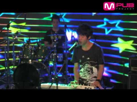 "[M.Pub] '몽구스(mongoose)' 공연영상 - ""Pink Piano Punk Star"", 타임스퀘어점"