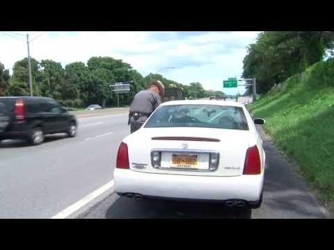 New York State Troopers Use Unmarked Car to Catch Texters