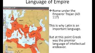 Latin in History