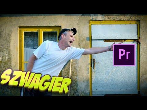 Zrobiłem INTRO ŚMIECHAWATV + Premiere Pro PODSTAWOWE animacje