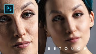 Tutorial Skin Retouching dengan mudah di Photoshop - Photoshop Tutorial Indonesia