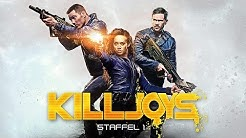 Killjoys Staffel 1 | Trailer deutsch HD | Sci-Fi Serie