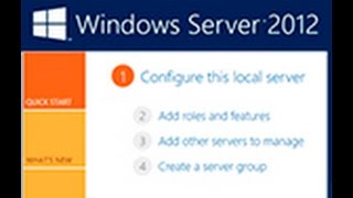 Windows server 2012 - GPO - создание и подключение общего сетевого ресурса