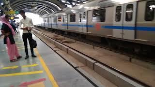 Dwarka Sector 21 Delhi To Botanical Garden Noida Vlog #1