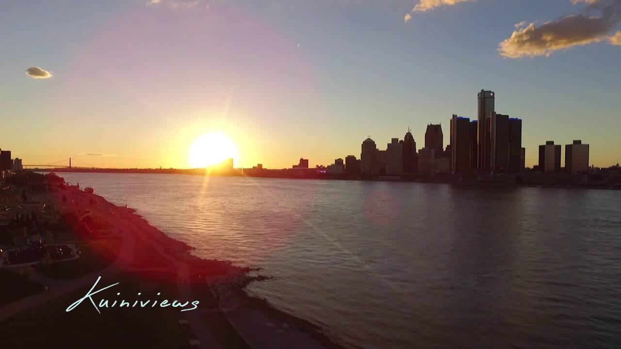 Windsor City In Ontario Canada Youtube