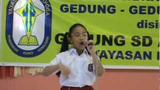 KUPU-KUPU (Melly Goeslaw) ~ Vocal. OYI