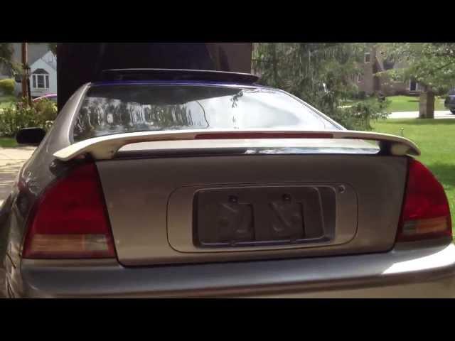 H22 96 JDM Honda prelude Si
