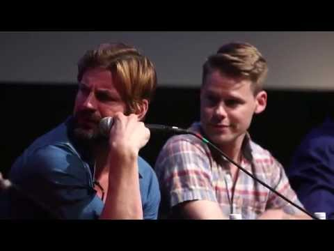 QAF Reunion Panel at the ATX TV Festival, 2015  WRESTLING MOVES