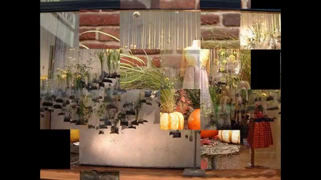 Easy fall window display decorating ideas youtube - Decorating shows ...