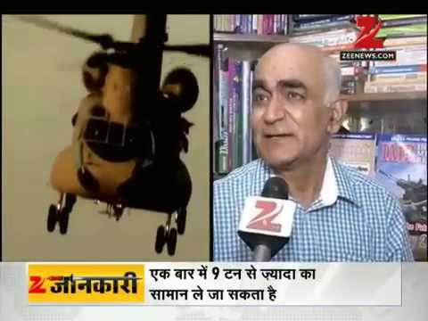 DNA: Govt clears $2.5 billion Indo-US deal for Apache military helicopters